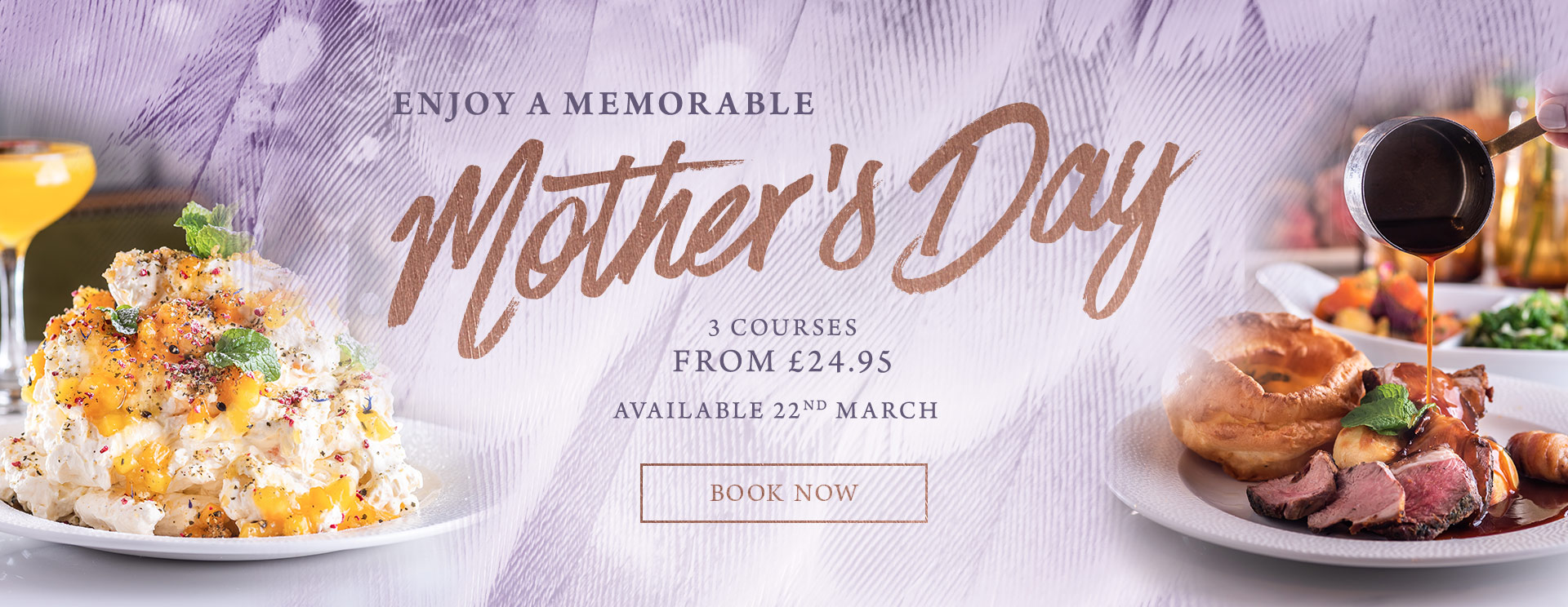 Mother's Day 2019 at The Tudor Rose